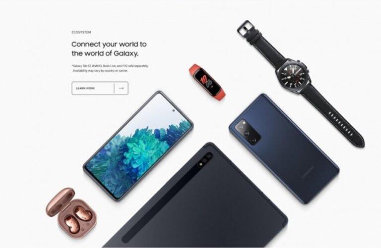 Samsung Galaxy S20FE 2 1