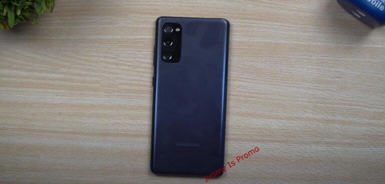 Samsung Galaxy S20FE 2 3