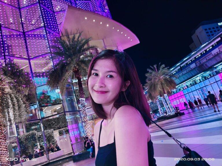 Shot on Night Vivo X50 Pro 5G SpecPhone 00012
