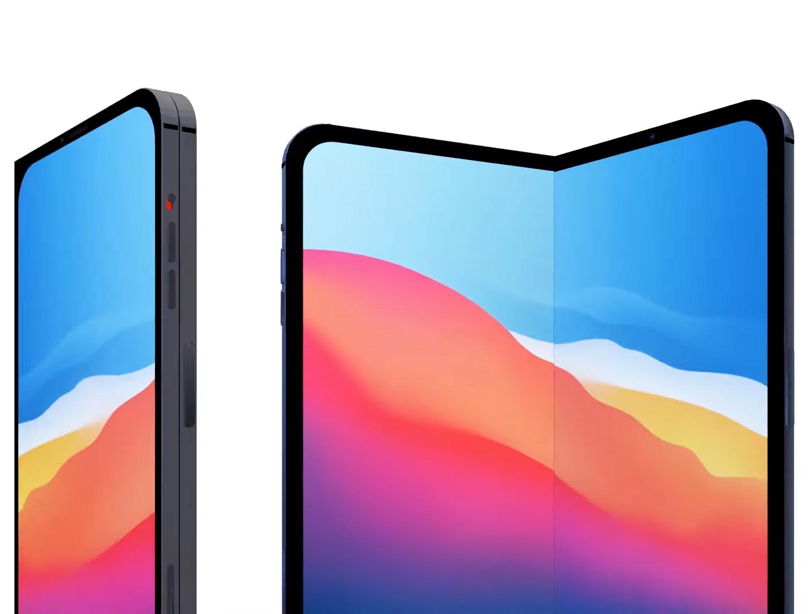 iPhone Fold โผล่เป็นคลิปแรนเดอร์ มาพร้อมสเปคสุดเจ๋ง