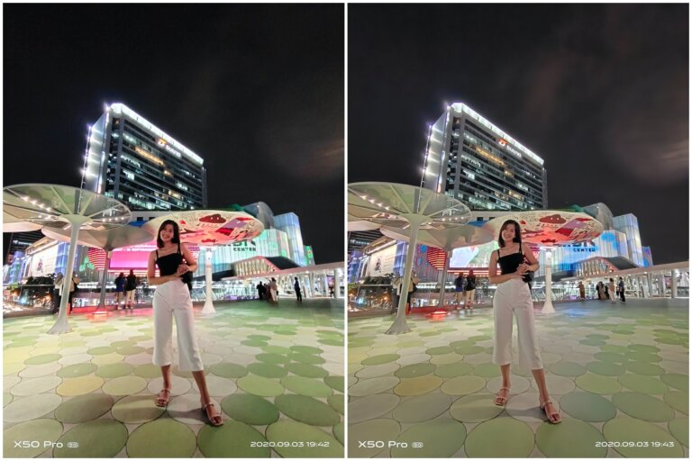 Vivo X50 Pro 5G Night Portrait vs Auto 0004
