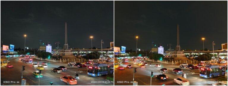 Vivo X50 Pro 5G Night vs Auto 0002