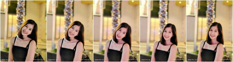 Vivo X50 Pro 5G Portrait Bokeh