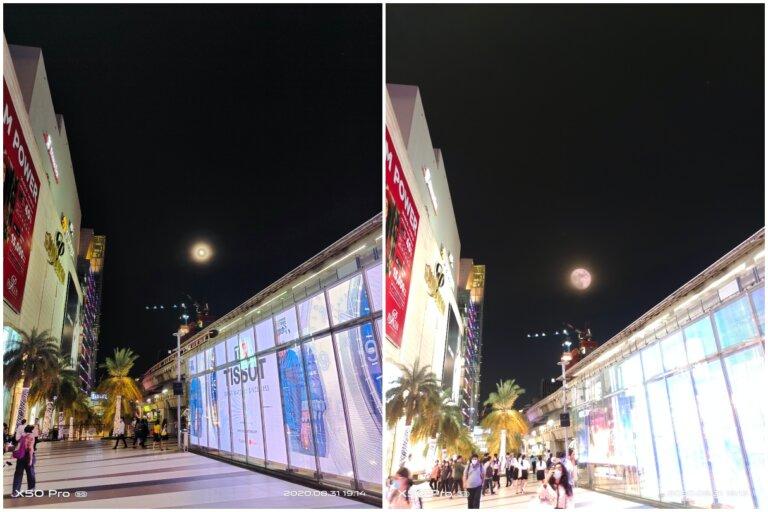 Vivo X50 Pro 5G Super Moon 1x
