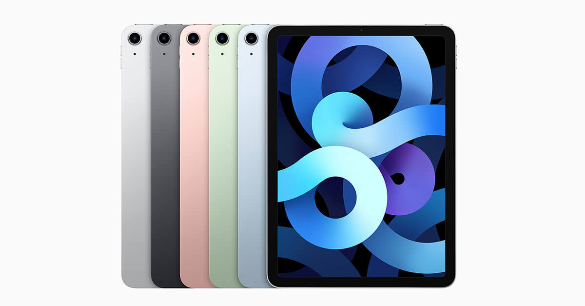ipad air 202009 gallery Cover