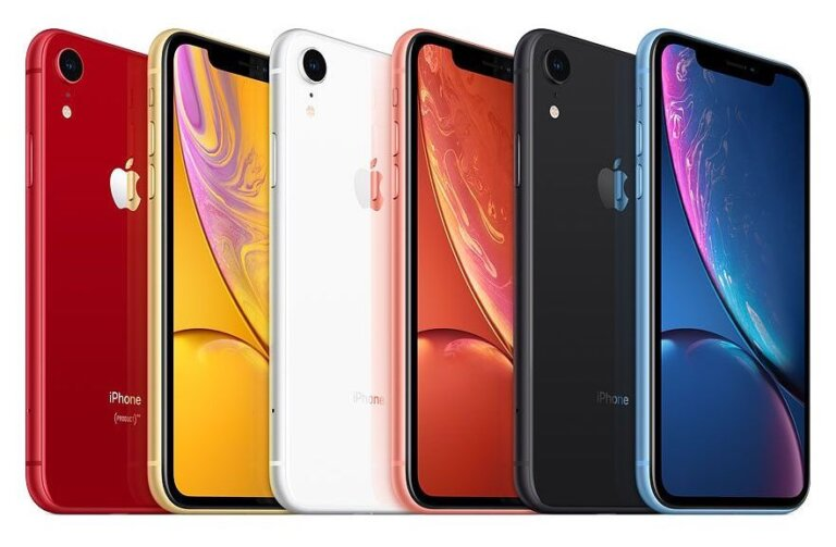 iphone xr select 2019 family