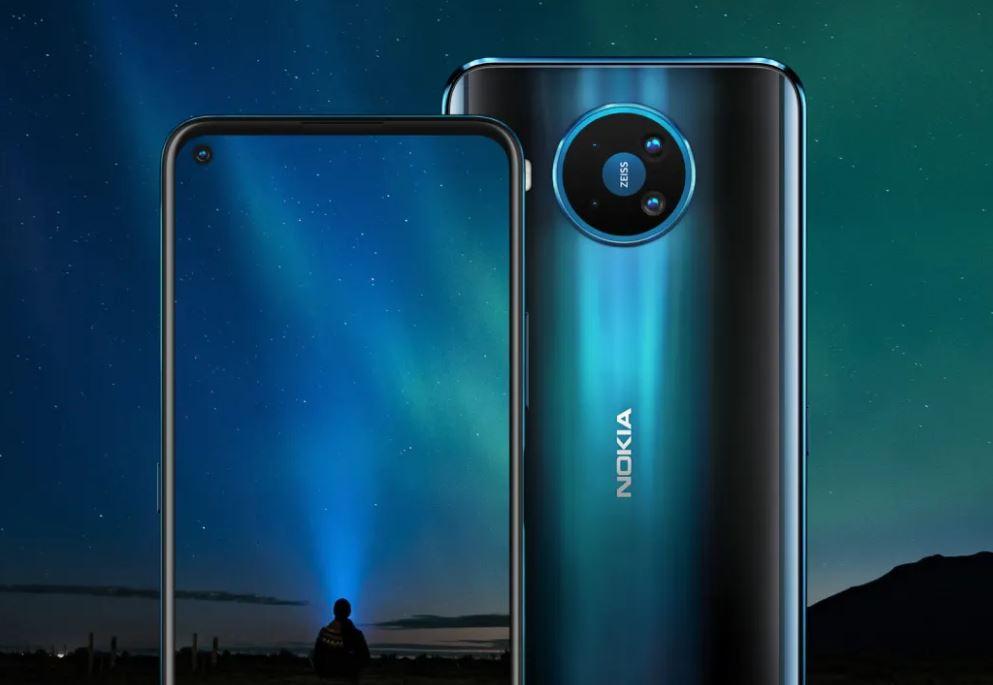 Nokia 8.3, Nokia 3.4 และ Nokia 2.4 เปิดตัวอย่างเป็นทางการแล้ว