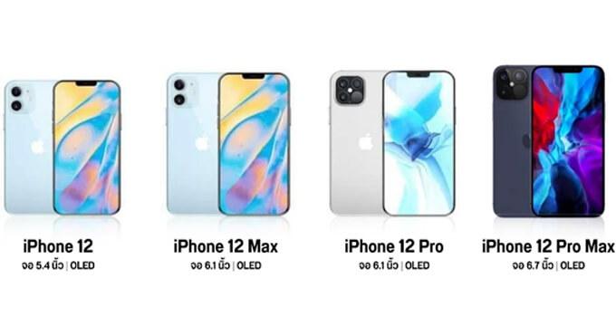 จุดเด่น iphone 12