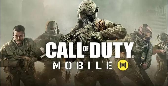 เกมมือถือน่าเล่น 2020 cod mobile