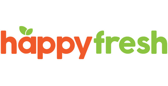 แอพสั่งอาหาร happyfresh logo