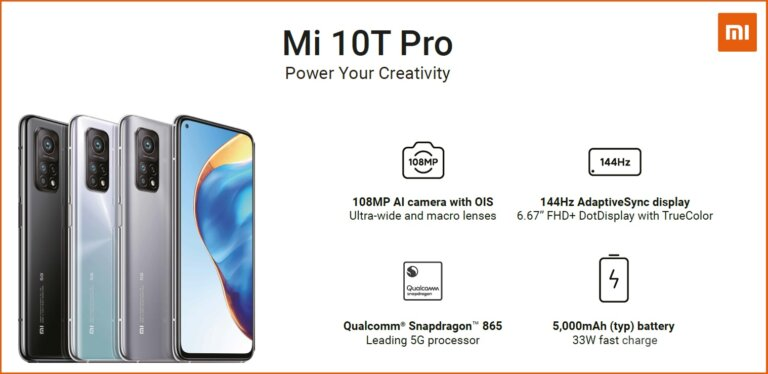 10T Pro overview