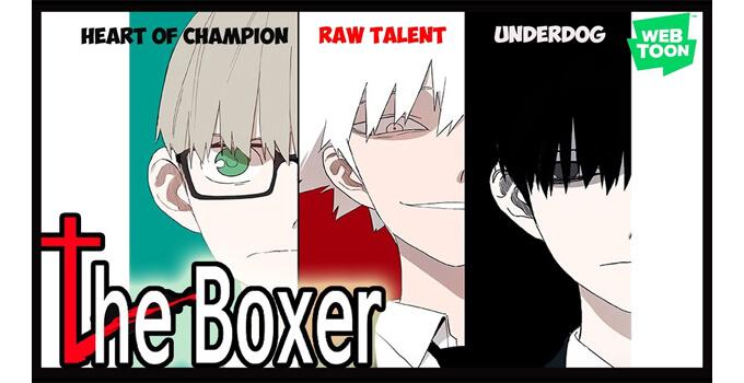 20 webtoon boxer