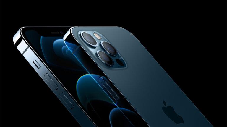 เปิดตัว iPhone 12 Pro Max