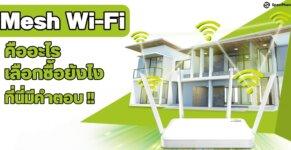 Mesh Wi Fi Cover