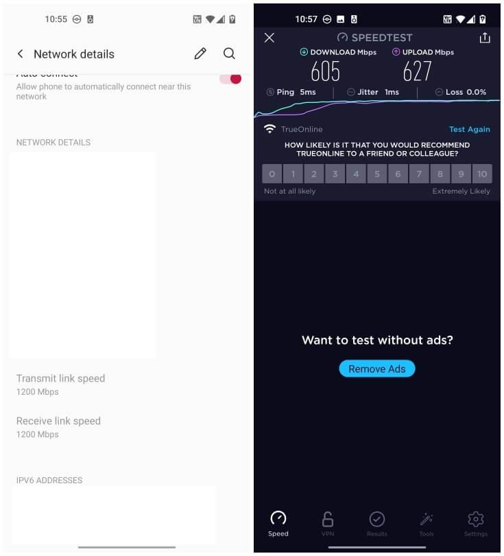 OnePlus 8T 5G Wi FI 6 2