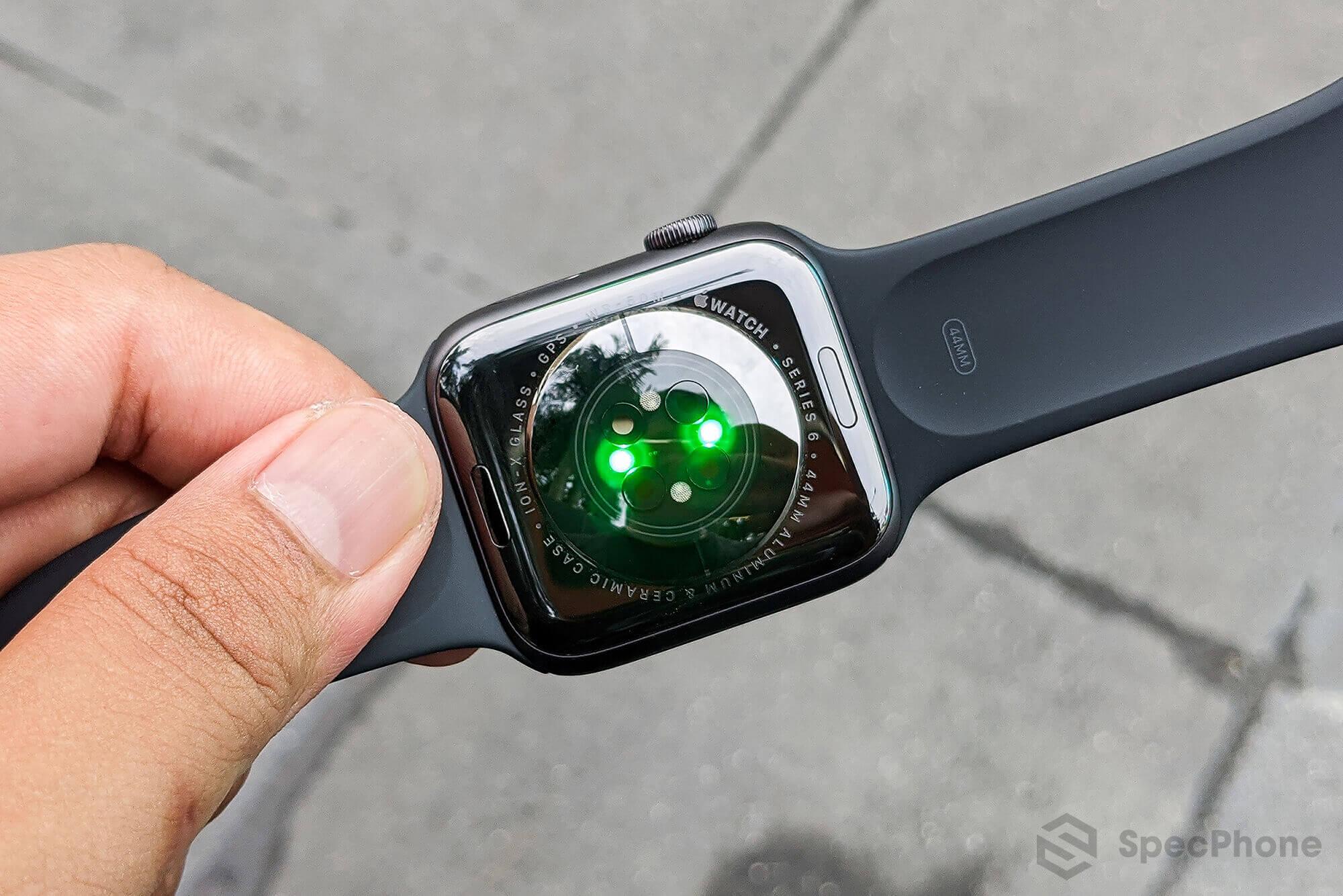 Review Apple Watch Sereis 6 SpecPhone 39