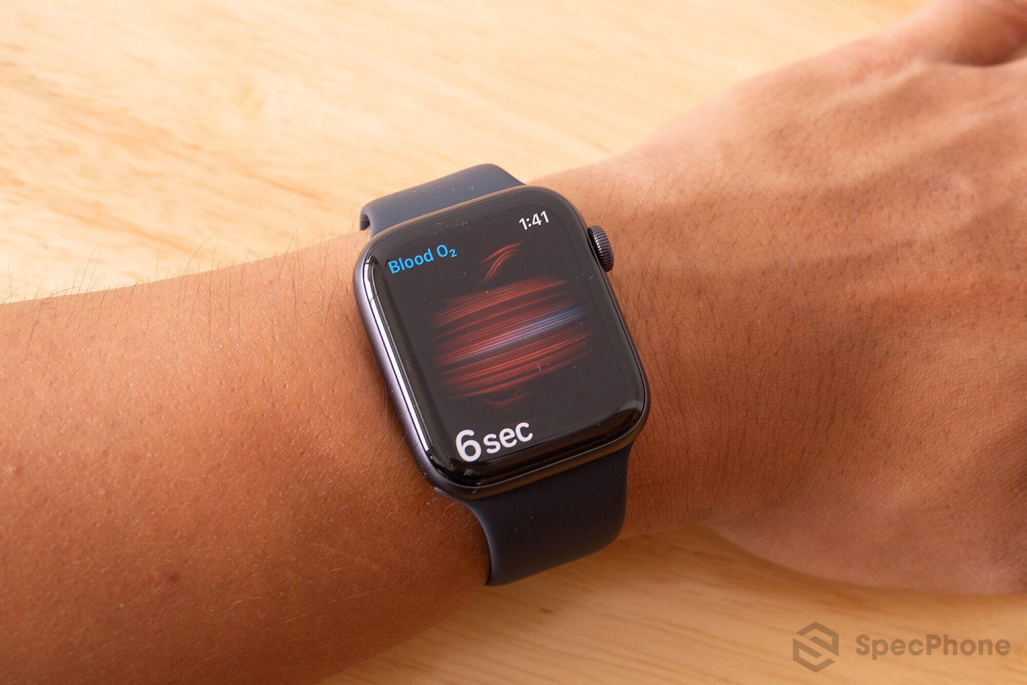 Review Apple Watch Series 6 SpecPhone 60