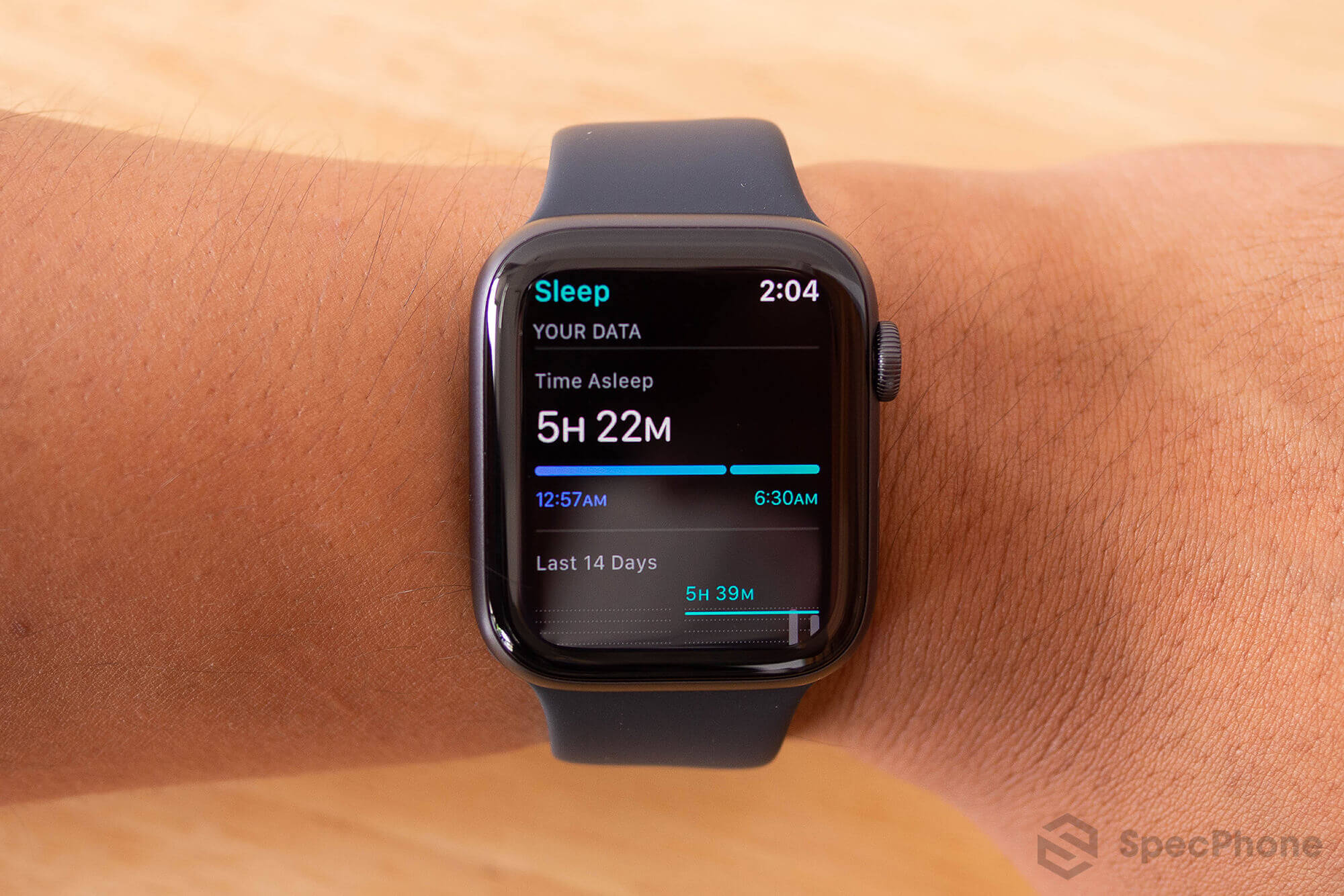 Review Apple Watch Series 6 SpecPhone 61