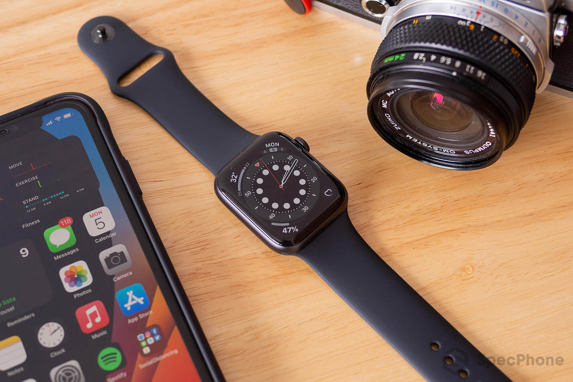 Review Apple Watch Series 6 SpecPhone 63