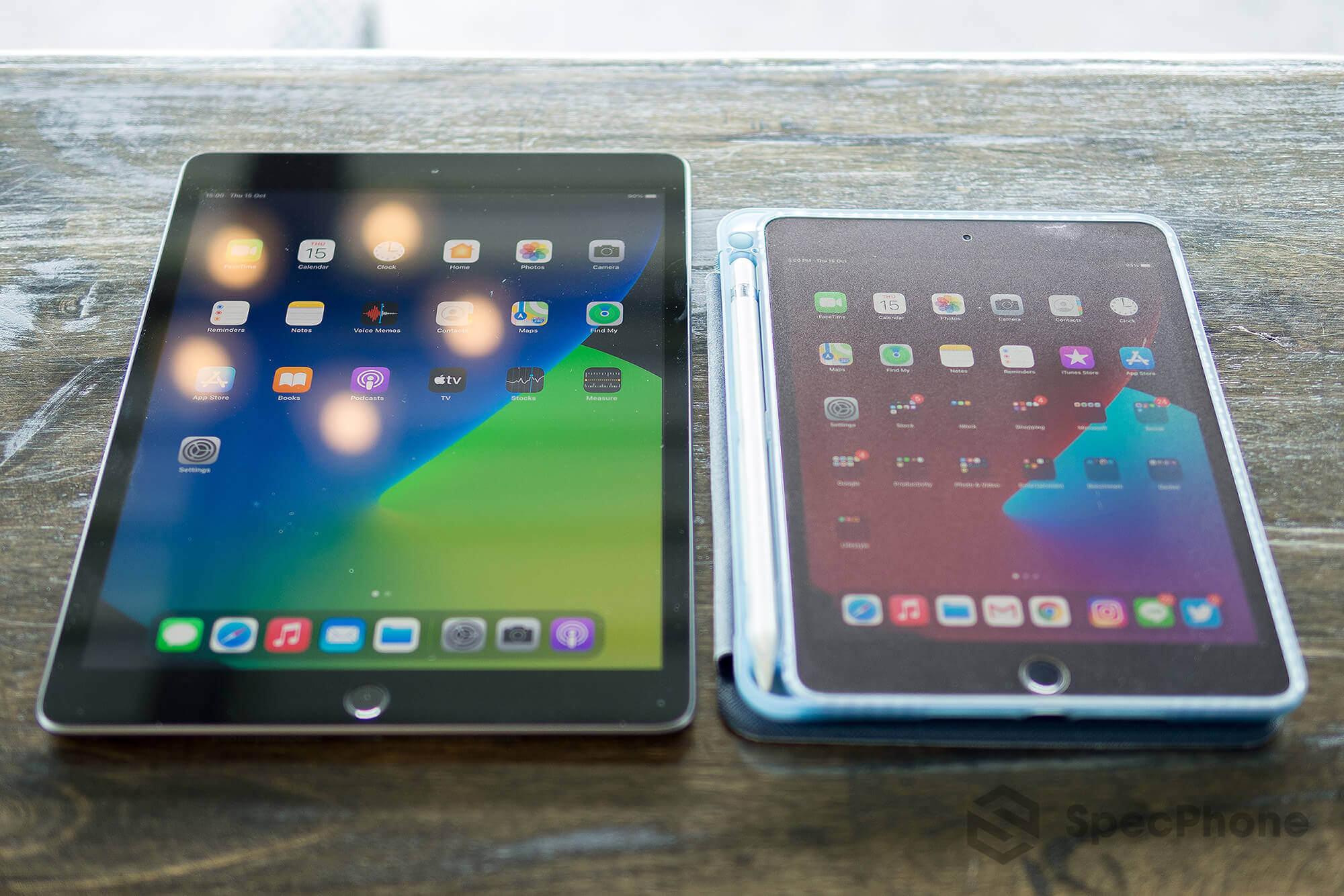 Review Apple iPad 8 SpecPhone 20