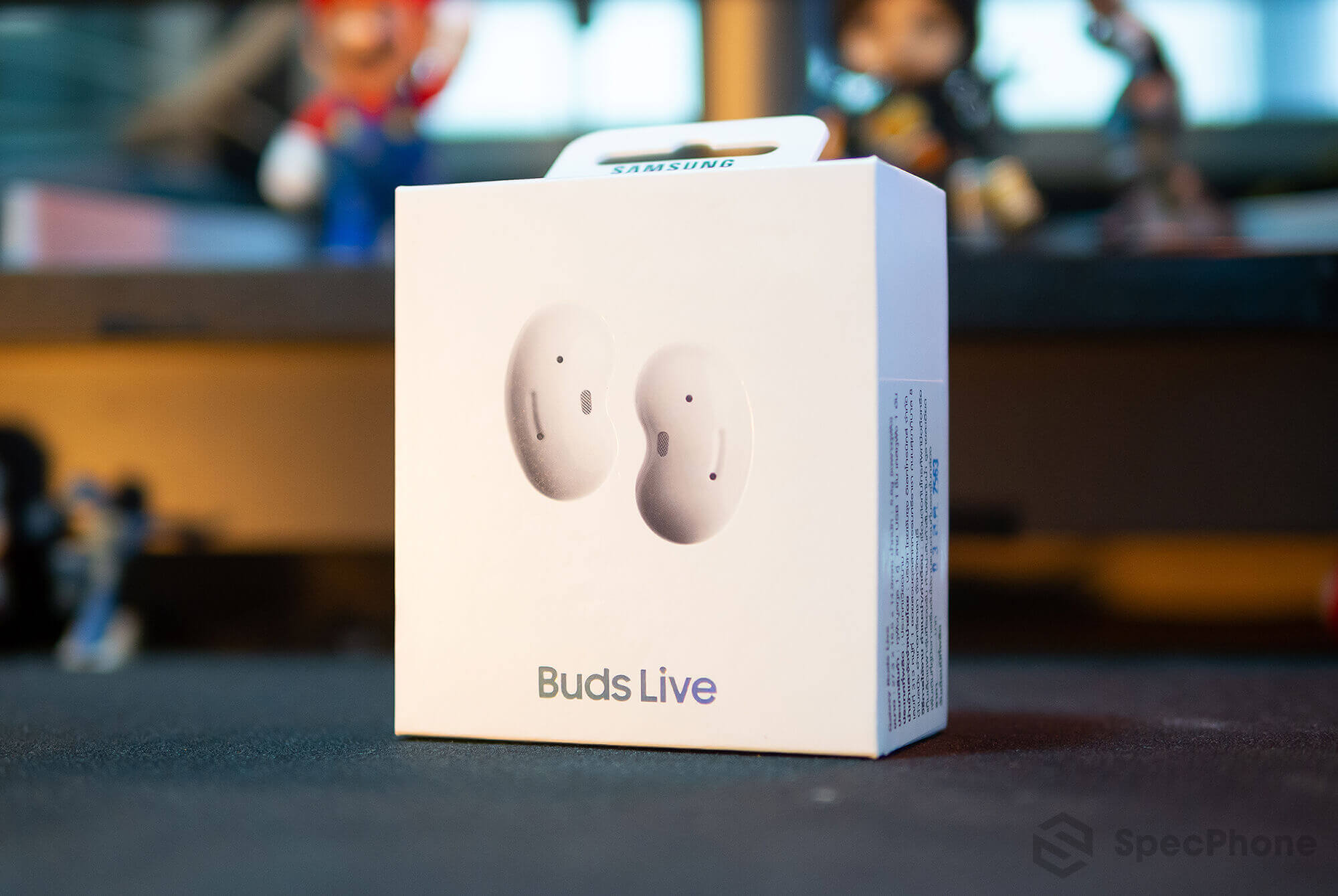 Review Samsung Galaxy Buds Live SpecPhone 2