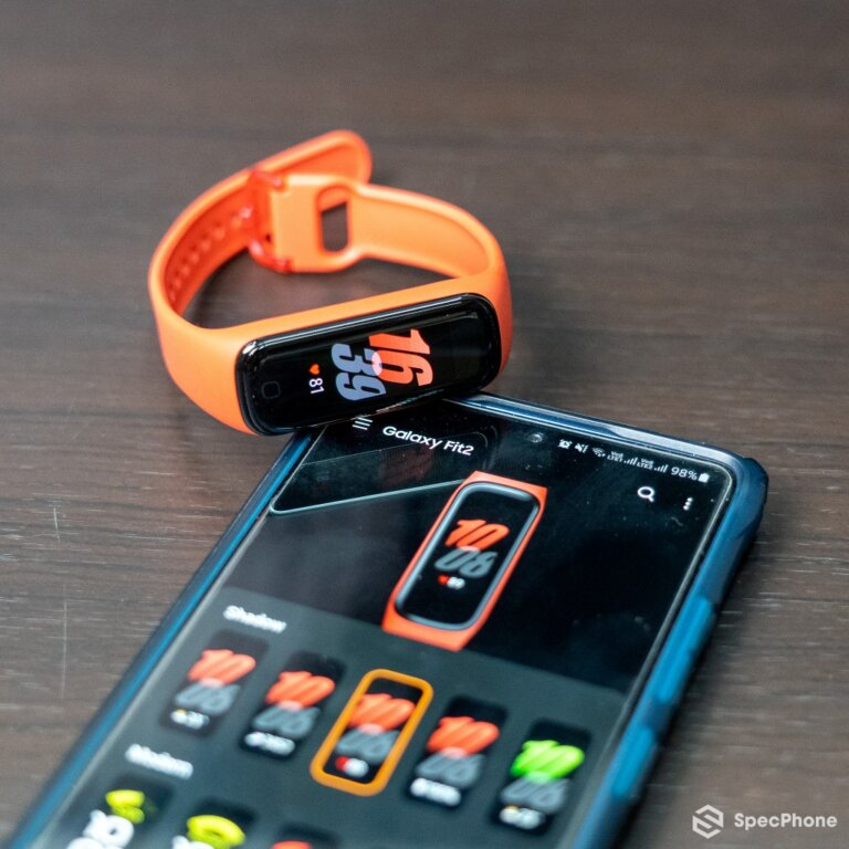 Review Samsung Galaxy Fit2 29 1