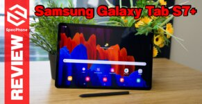 Review Samsung Galaxy TabS7 Plus Cover