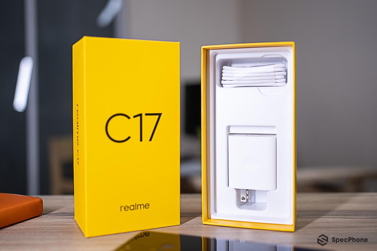 Review realme C17 SpecPhone 00023