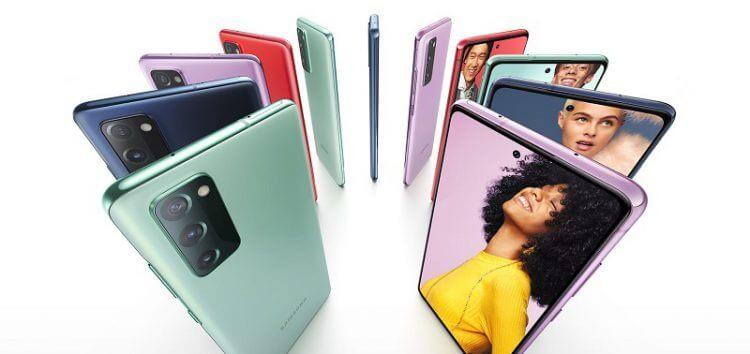 Samsung Galaxy S20 FE ปล่อยอัปเดตแก้ไข้ปัญหาหน้าจอสัมผัสเพี้ยน