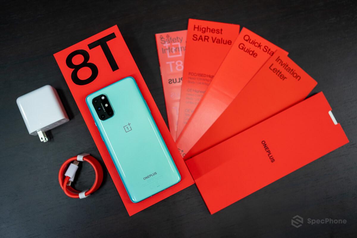 Unbox OnePlus 8T SpecPhone 00004