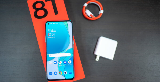 Unbox OnePlus 8T SpecPhone 00008
