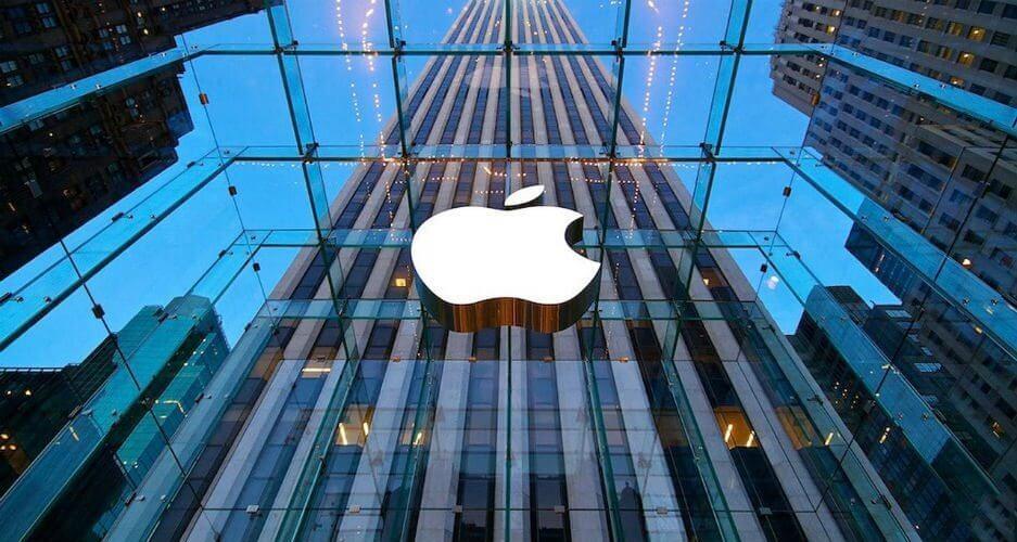Apple มูลค่าตกสูงสุดในประวิติศาสตร์กว่า 19 เปอร์เซ็นต์ 14 ล้านล้านบาท