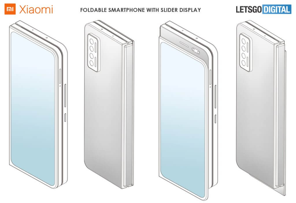 Xiaomi Mi Mix 4 อาจมาพร้อมจอนอกที่สามารถสไลด์ได้