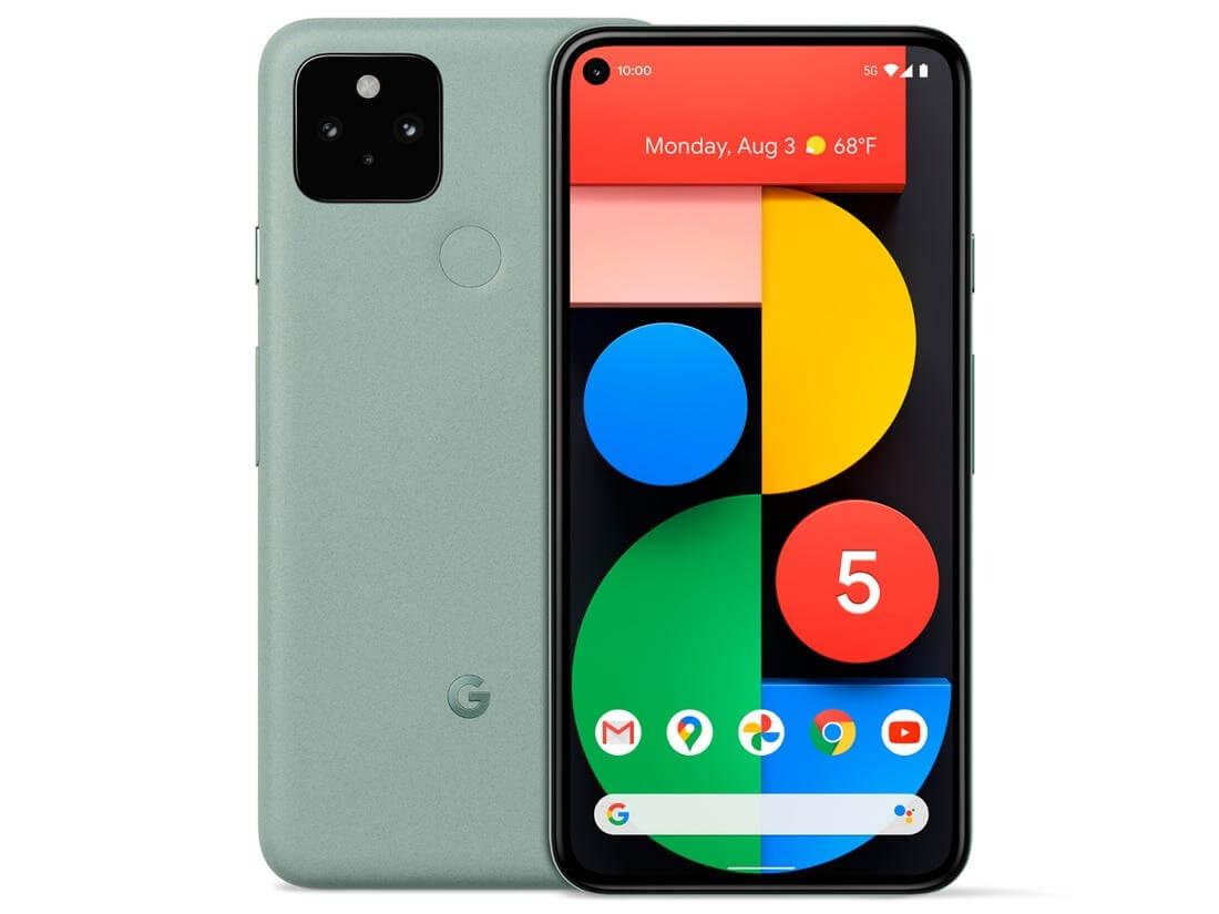 Google Pixel 5 ได้คะแนน DxOMark 120 คะแนน