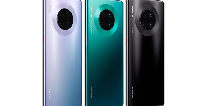 Huawei Mate 30E Pro เปิดตัวเงียบ ๆ อัปเกรดชิป Kirin 990E ใหม