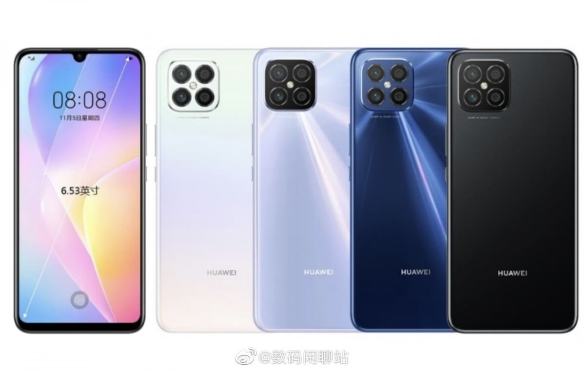 Huawei nova 8 SE หลุดสเปกใหม่มาแล้ว