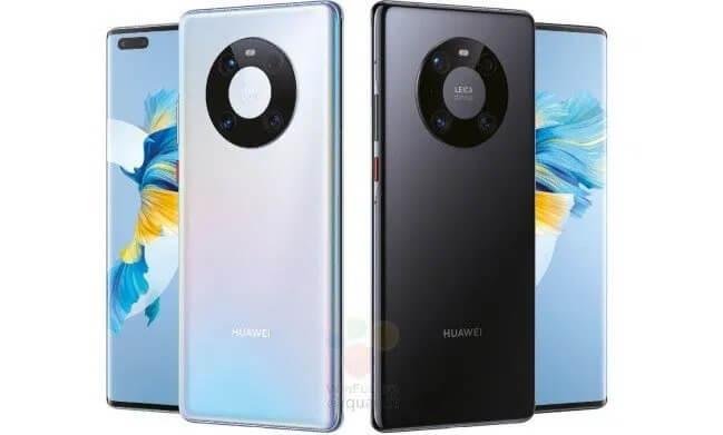 Huawei Mate 40 Series เพิ่มเติมข้อมูลหลุดก่อนเปิดตัวจริง, Mate 30E Pro อัปชิป Kirin 990E