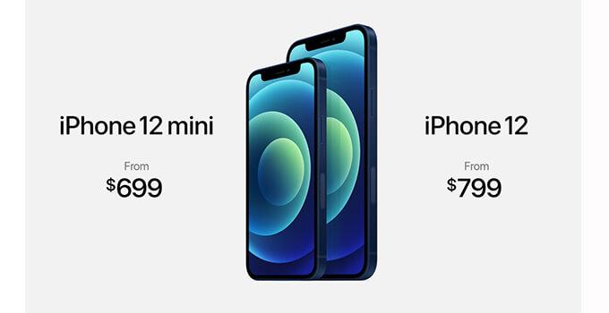 iphone 12 mini price