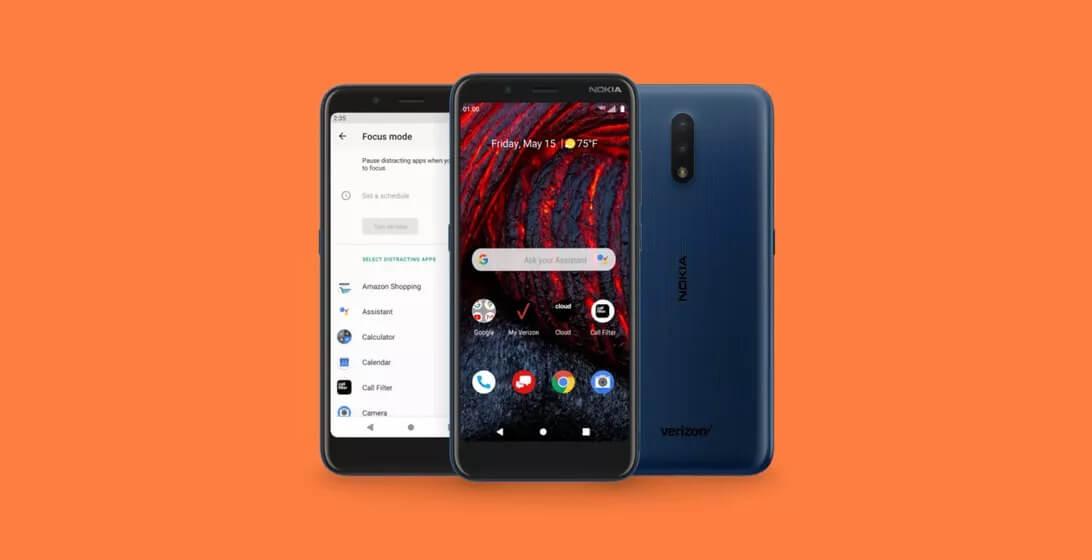 เปิดตัว Nokia 2 V Tella ใหม่ ราคาเบา ๆ ประมาณ 5,200 บาท