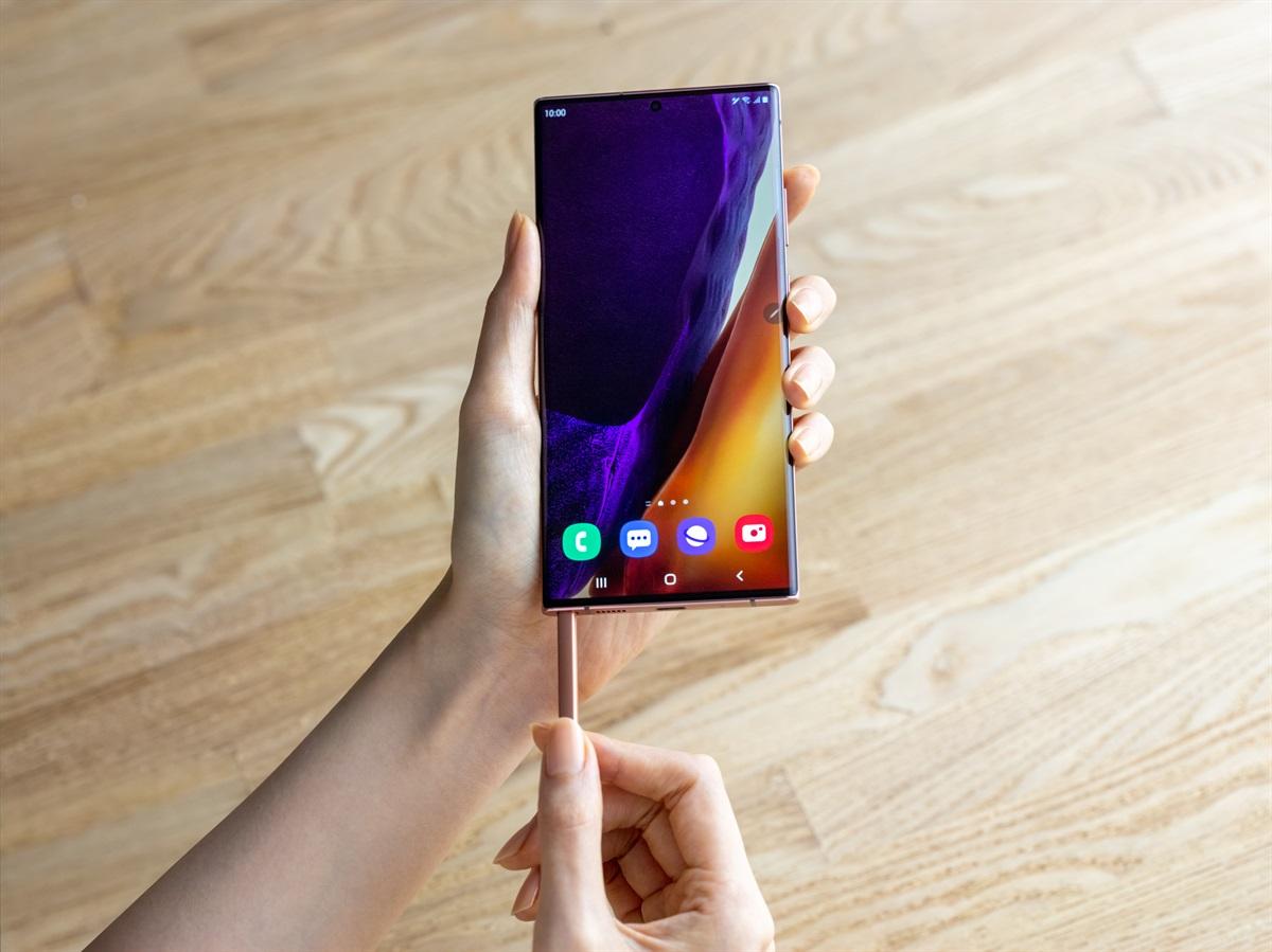 Samsung Galaxy S21 และ Galaxy Z Fold 3 จะรองรับการใช้งานร่วมกับ S Pen
