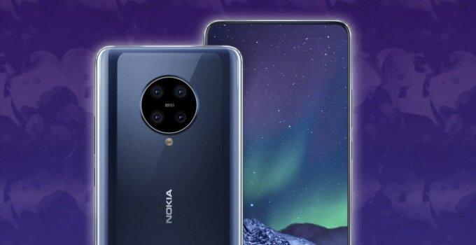 Nokia 9.3 PureView 3