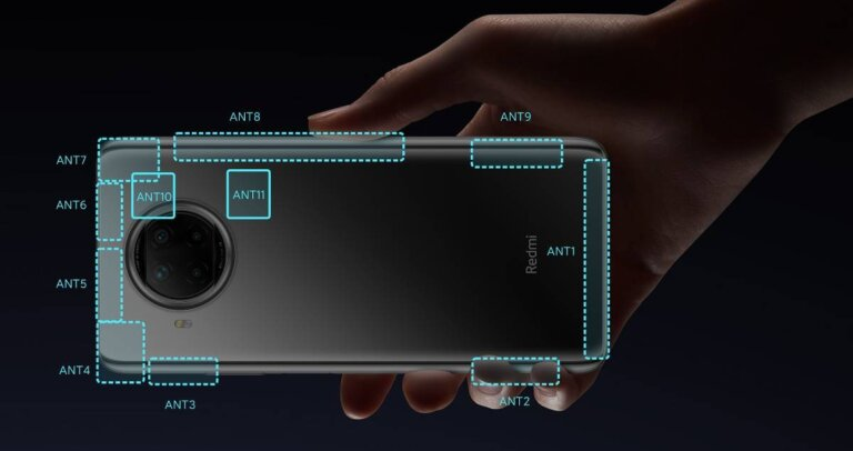 Redmi Note 9 Pro 5G 006