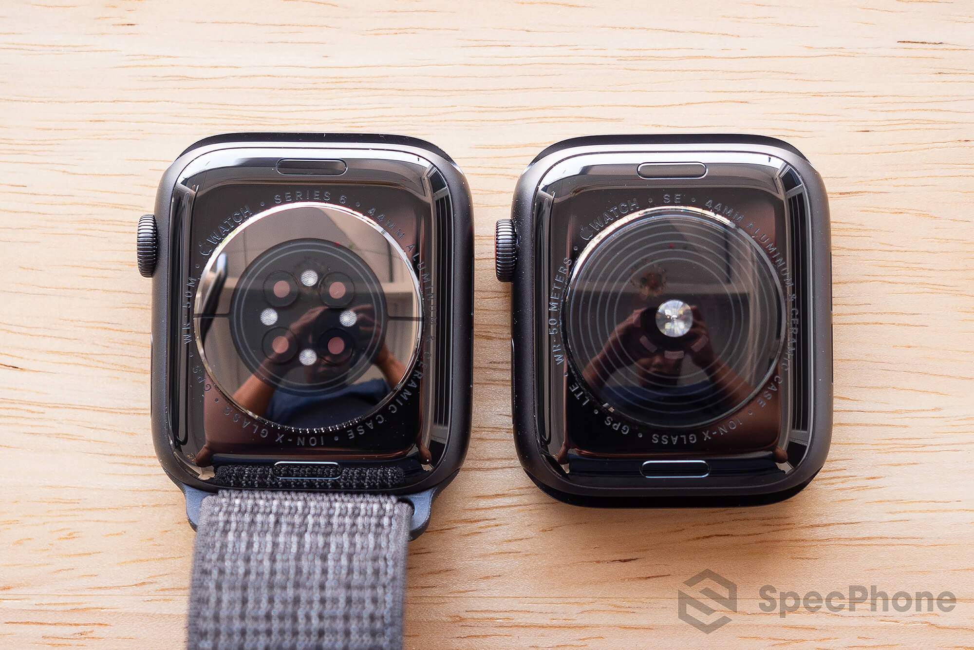 Review Apple Watch SE SpecPhone 11