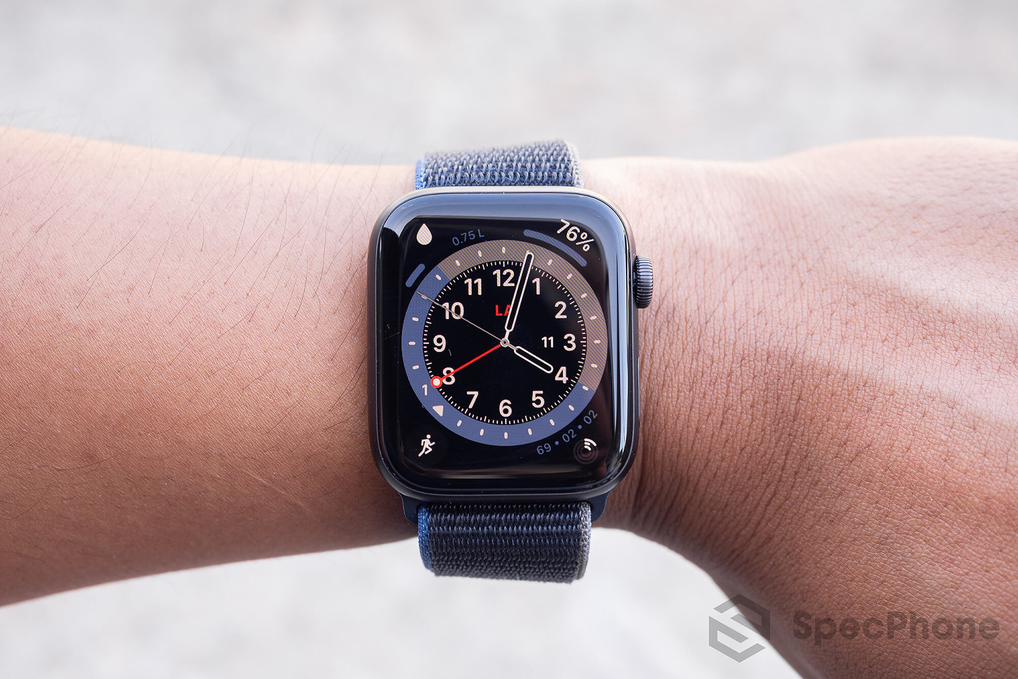 Review Apple Watch SE SpecPhone 16