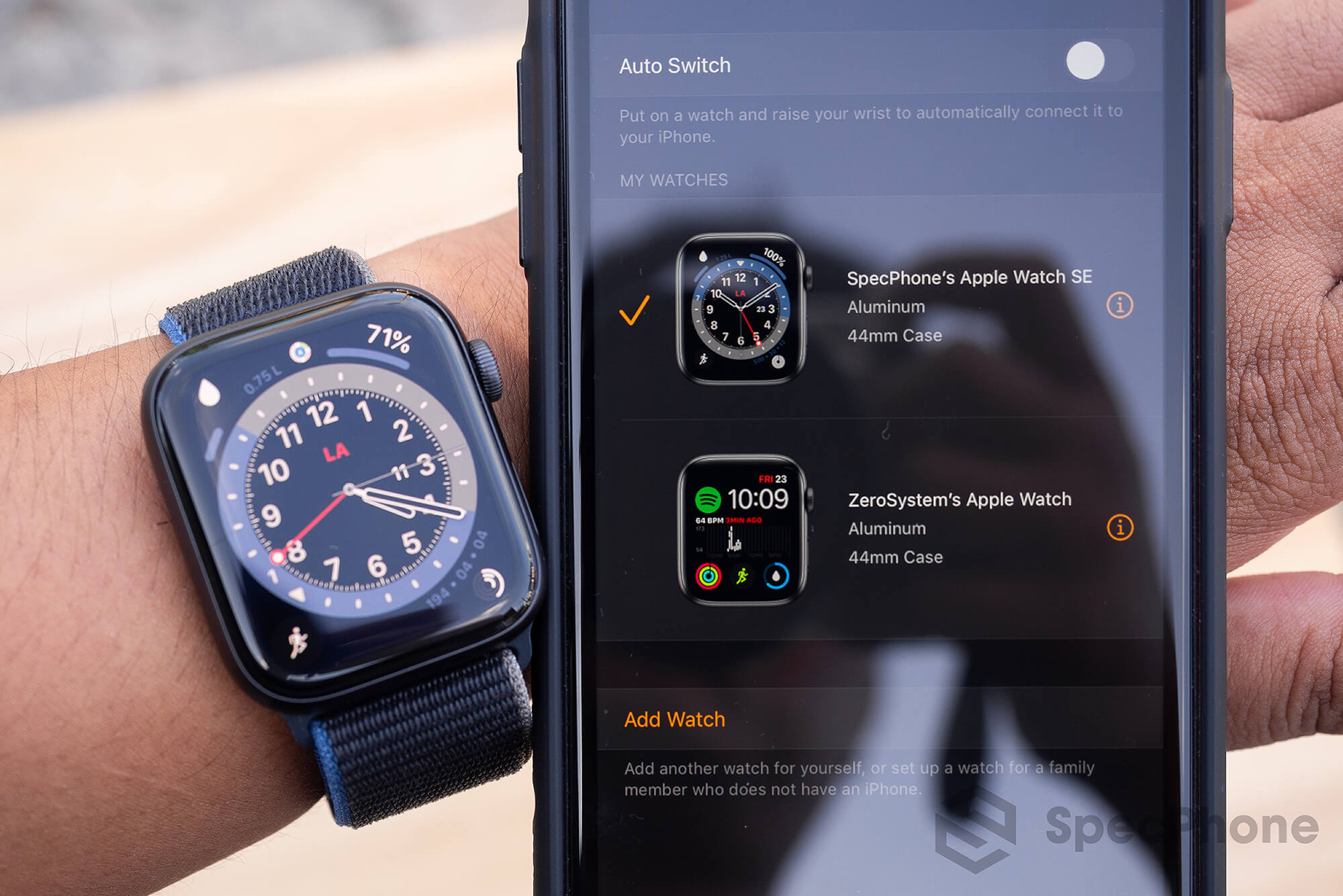Review Apple Watch SE SpecPhone 31