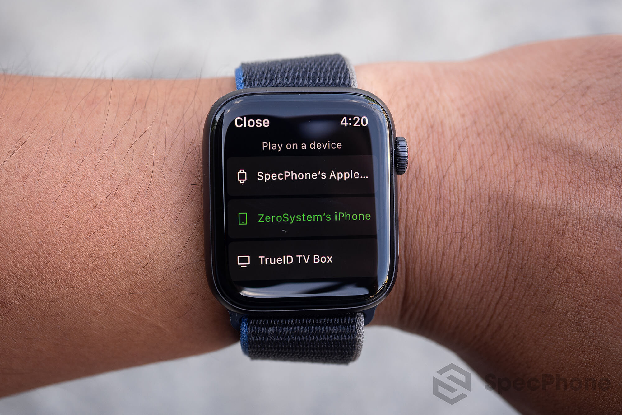 Review Apple Watch SE SpecPhone 32