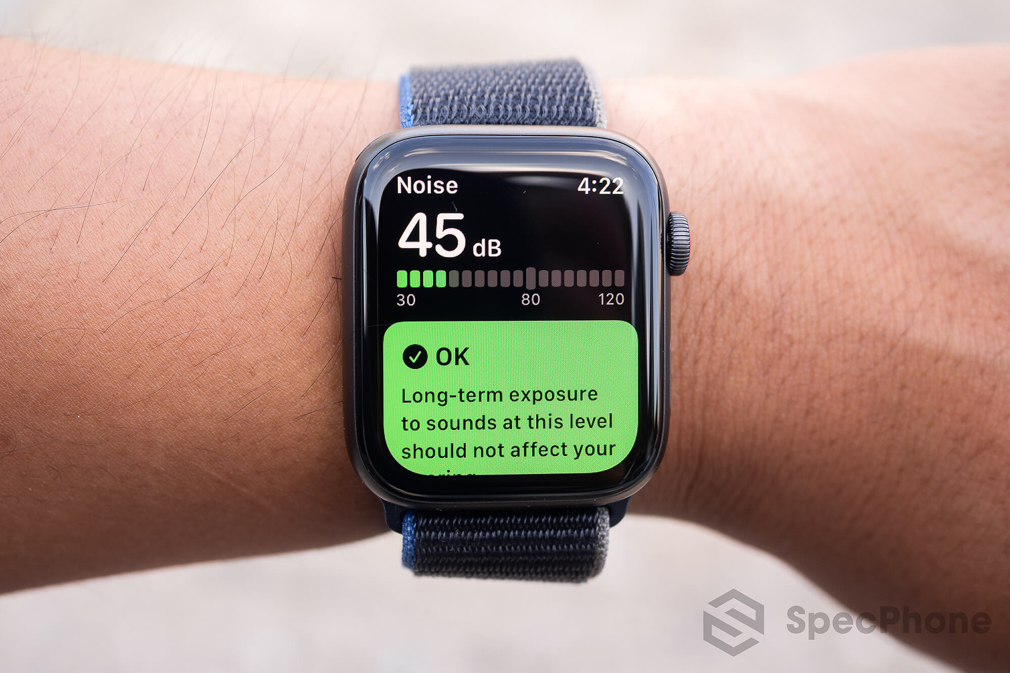 Review Apple Watch SE SpecPhone 34
