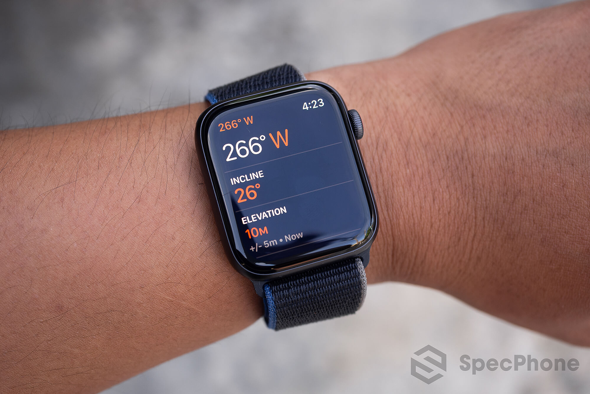 Review Apple Watch SE SpecPhone 35