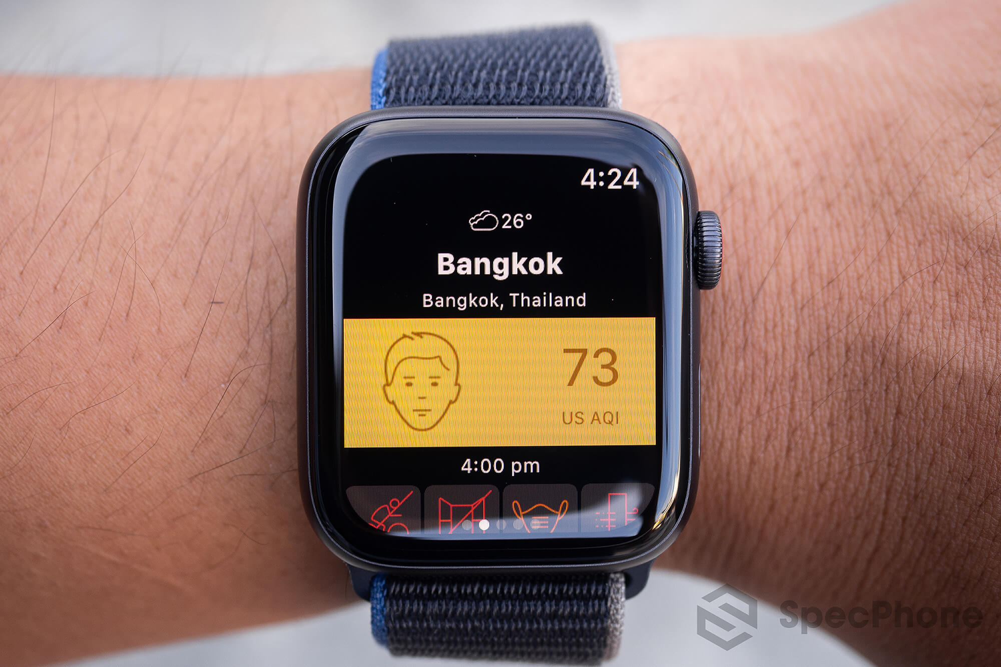 Review Apple Watch SE SpecPhone 36