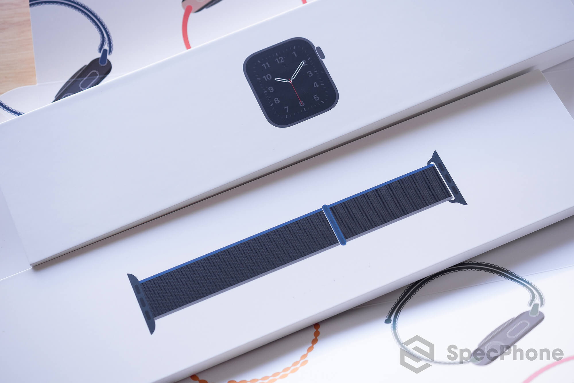 Review Apple Watch SE SpecPhone 4